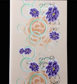 30cm Flower design PVC Ceiling Panel